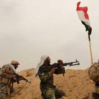 Irak güçleri adım adım Erbil'e ilerliyor
