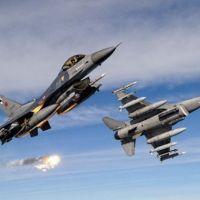 Irak'ın kuzeyindeki iki PKK üssüne hava harekatı
