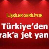 Irak'ın verdiği notaya Türkiye'den jet yanıt:Operasyonlar devam edecek