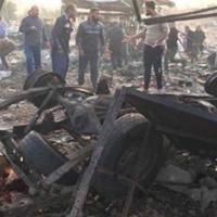 Irak'ta bombalı saldırı, halk pazarı hedef alındı