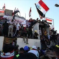 Irak'ta eylemciler 'sivil devlet' isteğinde ısrarcı