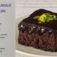 Kek Tarifi hazırlanışı ve malzemeleri 2018