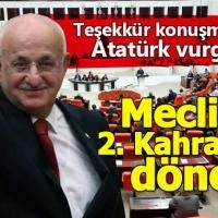 İsmail Kahraman yeniden Meclis Başkanı seçildi - İsmail Kahraman kimdir?