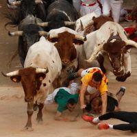 İspanya'da Boğa Festivali'nde can kayıpları var