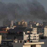 İsrail Gazze'yi vuruyor! Ölü ve yaralılar var
