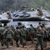 İsrail'de orduya bombardımanı arttırın talimatı...