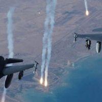 İsrail'den Suriye'deki İran hedeflerine hava saldırısı