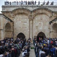 İsrail'in yeni hedefi 'Rahmet Kapısı Mescidi'