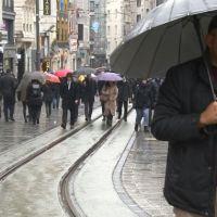 İstanbul 4 mevsimi 1 günde yaşadı