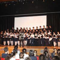 İstanbul Devlet Senfoni Orkestrası Çocuk Korosu, Irmak Okulları'nda sahne aldı