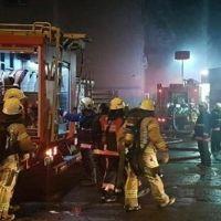 İstanbul Esenyurt'ta fabrika yangını