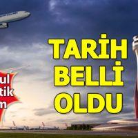 İstanbul Havalimanı'na taşınma programının ayrıntıları belli oldu