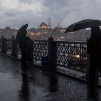 İstanbul için yağış uyarısı geldi