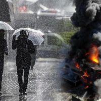 İstanbul'a kimyasal yağar mı? | Kimyasal yağmur nedir | Yarın hava nasıl | İstanbul hava durumu 20 Eylül cuma