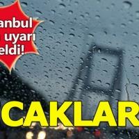İstanbul'da hava nasıl olacak - Hava durumu - Son dakika haberleri