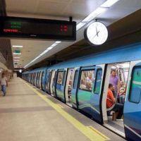İstanbul'da metro seferlerindeki teknik arıza giderildi
