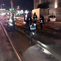 İstanbul'da tramvay seferlerinde aksaklık