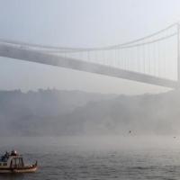 İstanbul'da yoğun sis deniz ulaşımını etkiledi