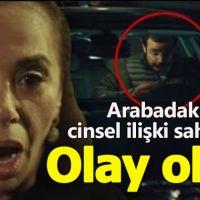 İstanbullu Gelin dizisinde arabadaki erotik sahne tepki çekti