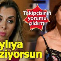 İstanbullu Gelin'in yıldız ismi takipçisiyle kapıştı