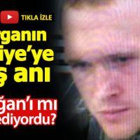 İşte Yeni Zelanda katliamcısının Türkiye'ye giriş anı