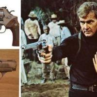 James Bond filmlerindeki tabanca koleksiyonu çalındı