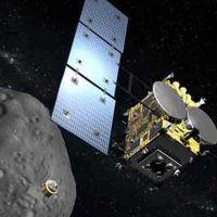 Japon uzay aracından tarihi başarı