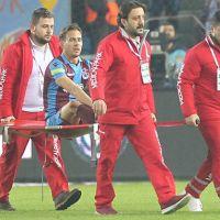Joao Pereira'dan Trabzonspor'a kötü haber