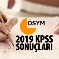 KPSS ne zaman açıklanacak 2019 | Kpss sonuçları ne zaman açıklanacak? | KPSS açıklandı mı?