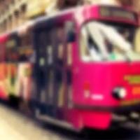 """Kadınlara özel """"pembe trambüs"""" geliyor"""