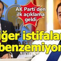 Kadıoğlu'nun istifası sonrası AK Parti'den açıklama geldi