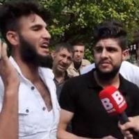 Kafa keserim diyen Suriyeli yakalandı