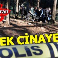 Kahramanmaraş'ta etek cinayeti
