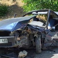 Kahramanmaraş'ta feci kaza: 7'si çocuk, 13 yaralı