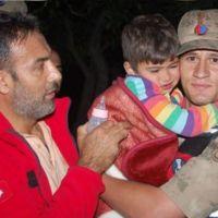Kahramanmaraş'ta kaybolan 4 yaşındaki çocuk tarlada uyurken bulundu