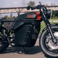 Kalaşnikov'dan yeni elektrikli motosiklet