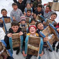 Kar yağışı nedeniyle 37 ilde okullar tatil edildi