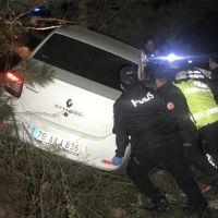 Karabük'te korkunç kaza! 1 ölü, 3 yaralı