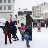 Karaman'da yarın okullar tatil mi 17 Ocak 2019 Perşembe | Karaman Valiliği resmi açıklama
