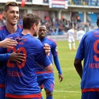Kardemir Karabükspor 1-0 Gençlerbirliği özet ve goller
