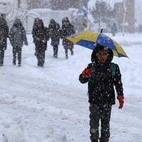 Kars 10 ocak 2019 okullar tatil mi | Kars'ta yarın (perşembe) okul var mı | Kars Valiliği resmi açıklama