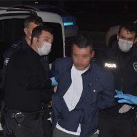 Karşıyaka'da ambulans kaçıran şahıs yakalandı!