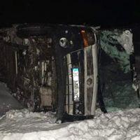 Kars'ta feci kaza: 7 yaralı