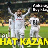 Kartal Kayseri'de uçtu (Beşiktaş Ankaragücü Maç Özeti beIN SPORTS)