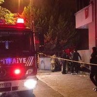 Kartal'da mobilya atölyesi yandı: 2 ölü, 4 yaralı