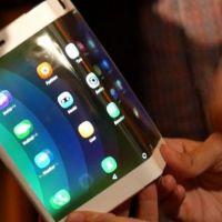 Katlanabilir Samsung hakkında yeni bilgiler sızdı
