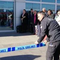 Kayseri Havalimanı'nda çatışma... | yaralıların isimleri ne?