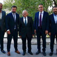 Kayseri'de Bülent Uygun dönemi