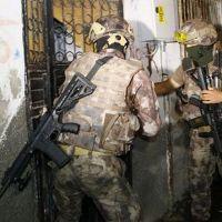 Kayseri'de PKK operasyonu