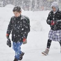Kayseri'de okullar tatil mi 23-24 kasım yarın okullar tatil mi meb açıklama